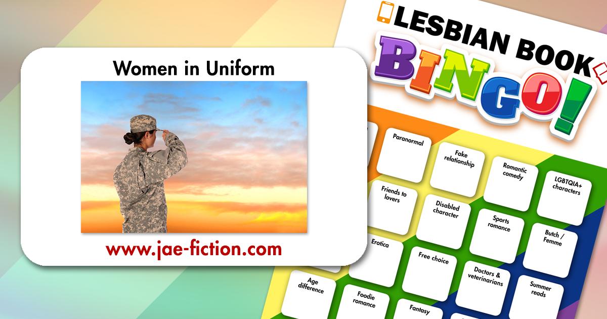 Women in uniform (Lesbian Book Bingo #1) - Jae