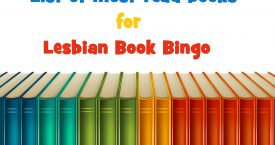 most-read books for lesbian book bingo