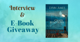 Interview and book giveaway with Lynn Ames