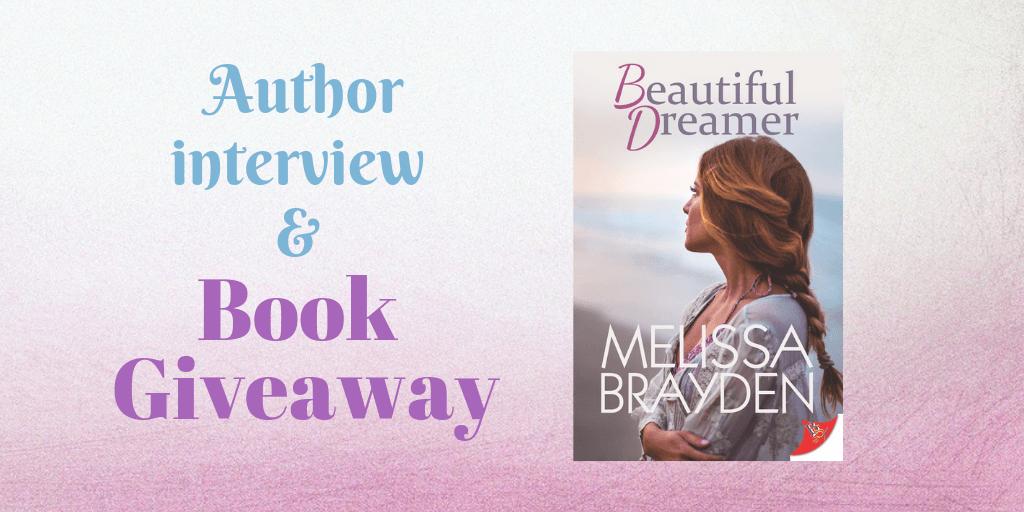 f/f romance author Melissa Brayden