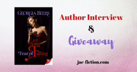 lesbian romance Fear of Falling by Georgia Beers