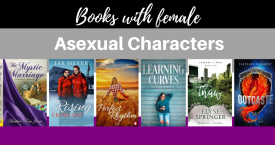 books with asexual characters