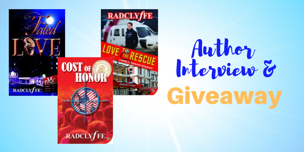 Interview with lesbian romance author Radclyffe