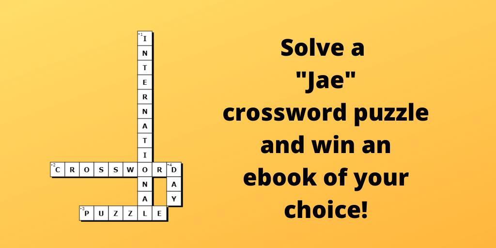 Jae crossword puzzle