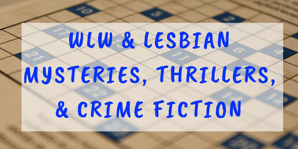 lesbian mysteries, crime fiction & thriller
