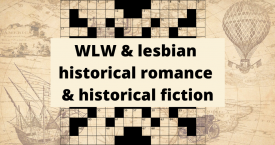 lesbian historical romance & historical fiction