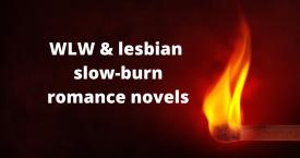 lesbian slow-burn romance novels