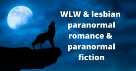 lesbian paranormal romance