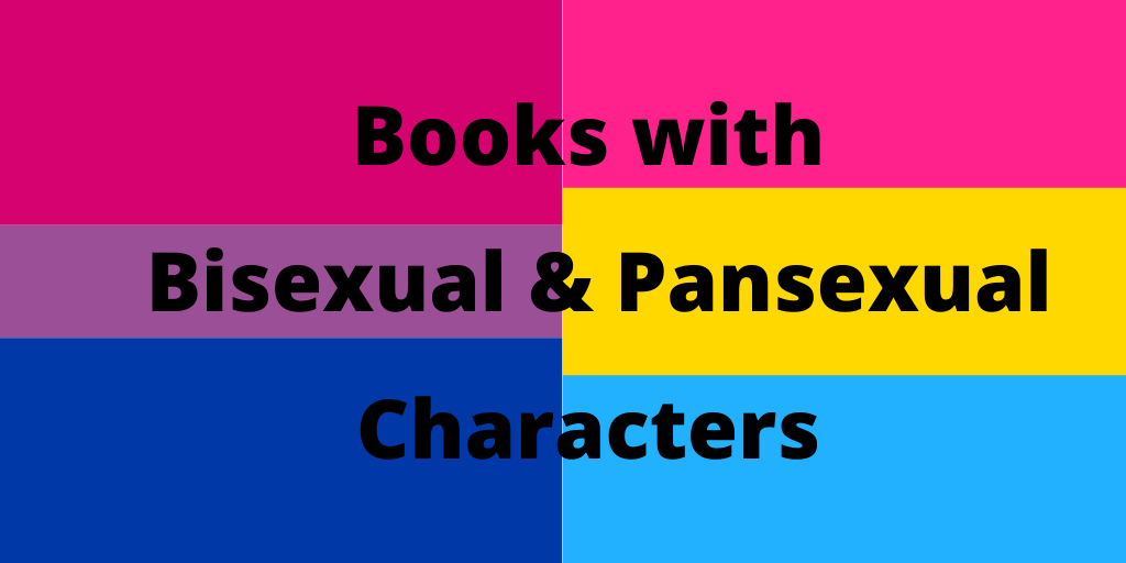 books with pansexual and bisexual characters
