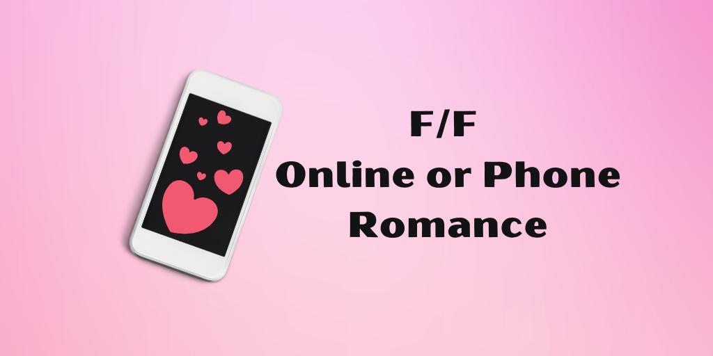 lesbian online romance