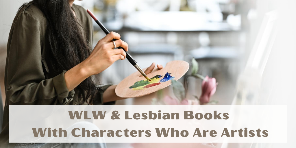 lesbian books about artists