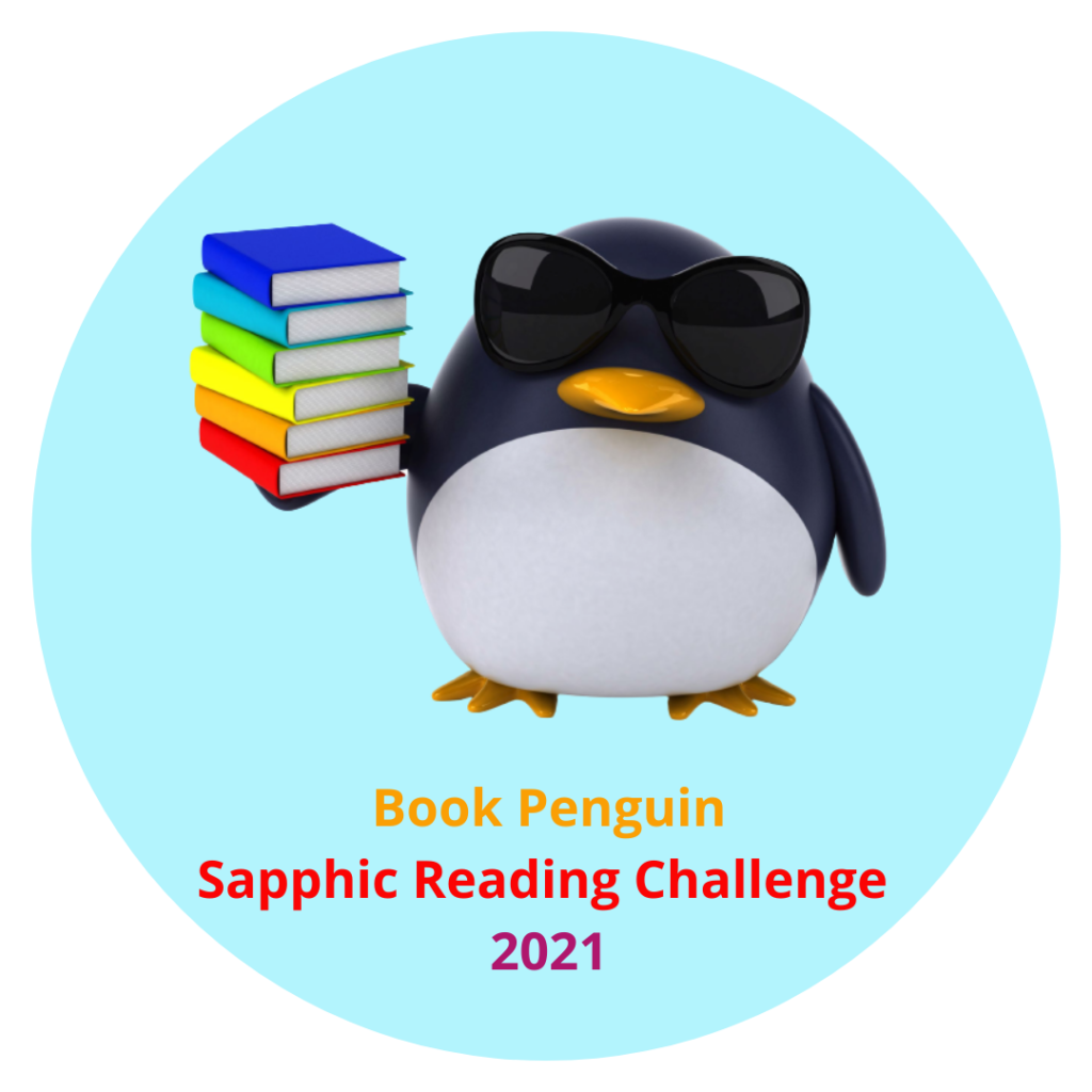 Sapphic Reading Challenge book penguin