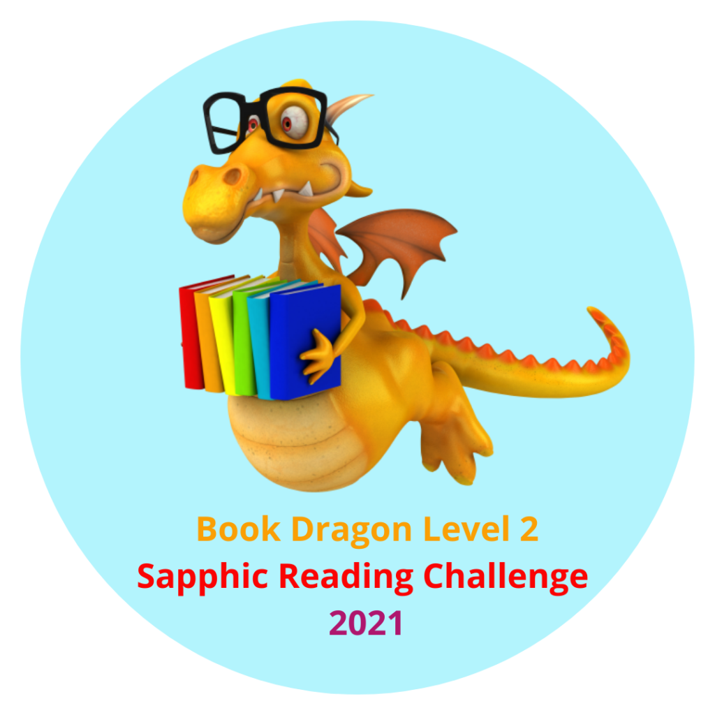 Sapphic Reading Challenge book dragon 2