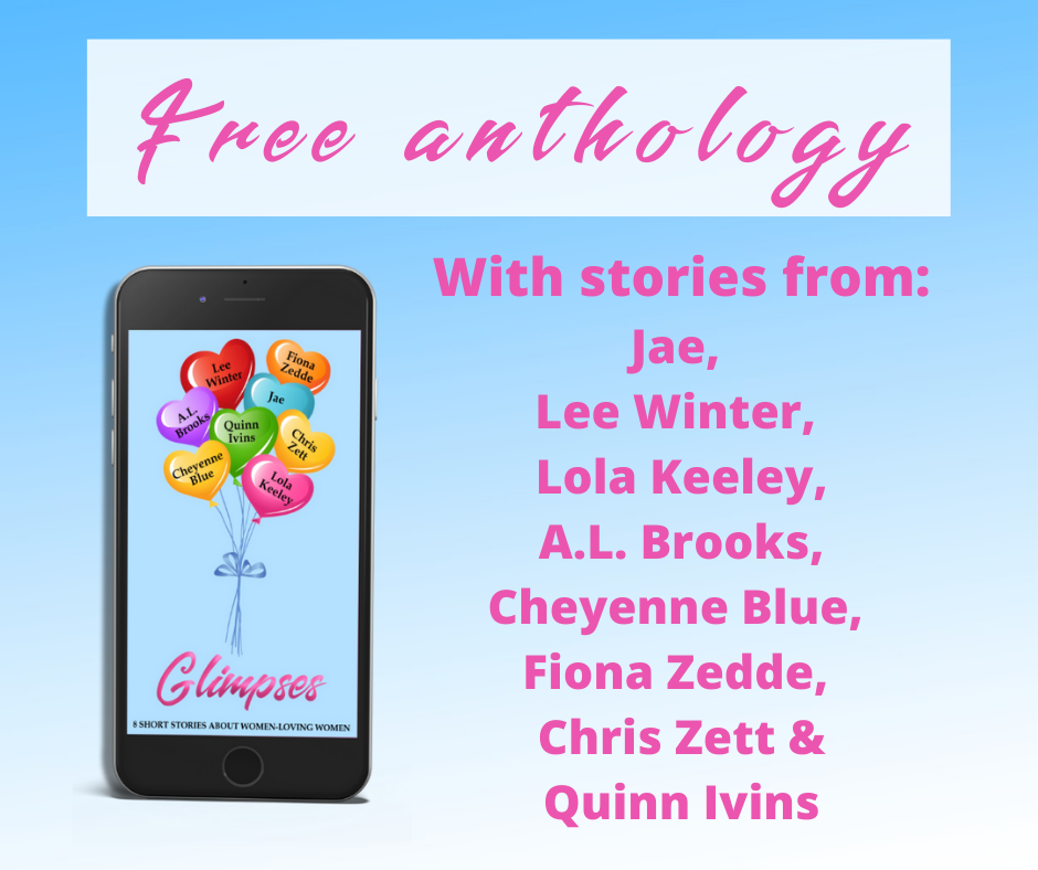 free anthology Glimpses