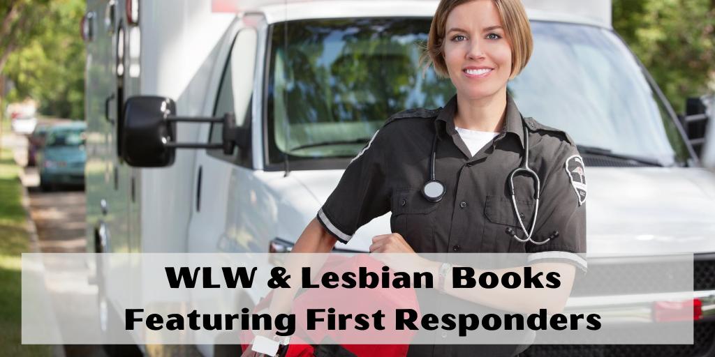 lesbian books first responders