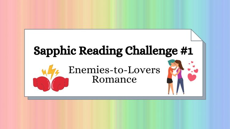 sapphic enemies-to-lovers romance