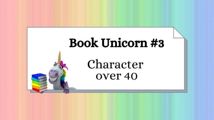 lesbian book character over 40