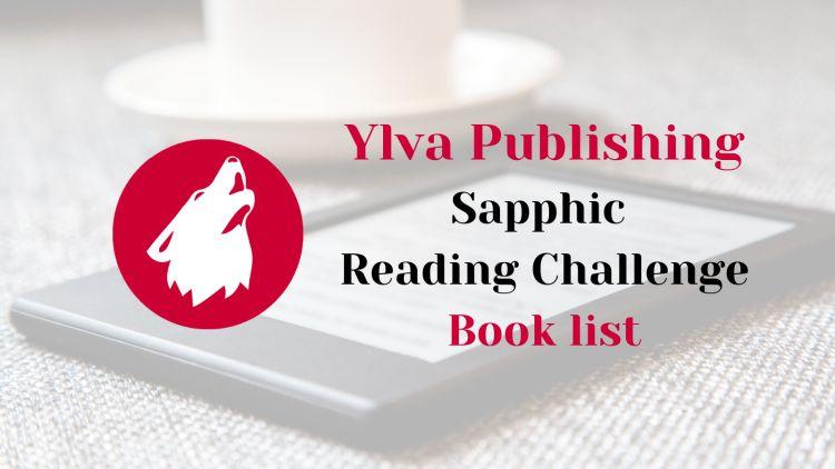 Ylva Publishing Sapphic Reading Challenge Books