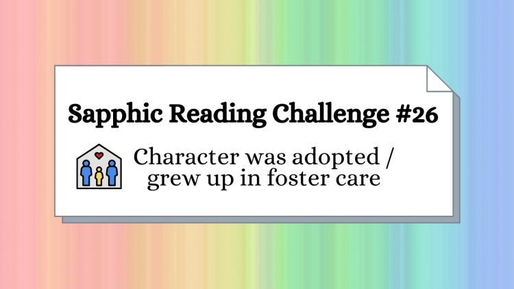 character was adopted or grew up in foster care