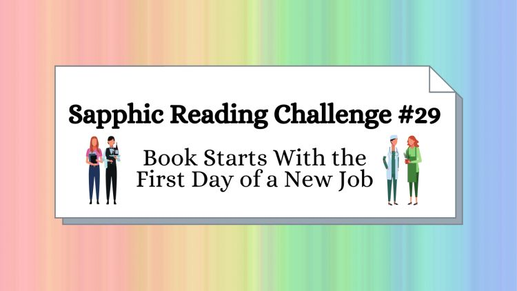 book starts with the first day of a new job