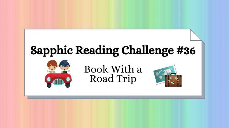 road trip sapphic books