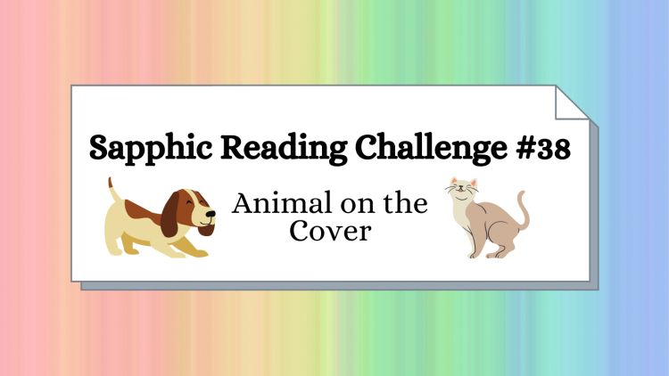 sapphic book with an animal on the cover