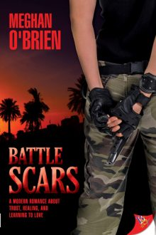 Battle Scars_Meghan O'Brien