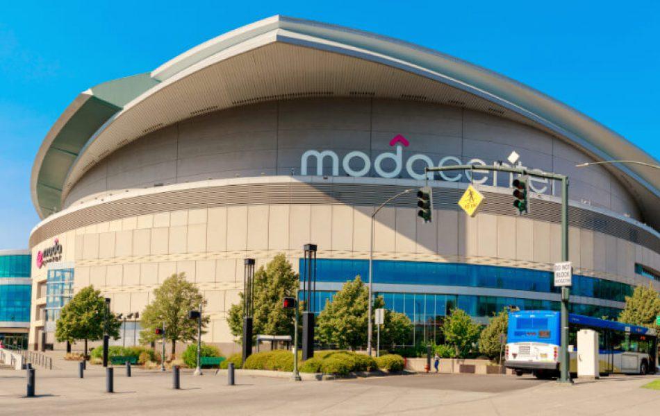Moda Center Portland